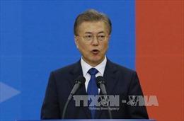 Tổng thống Hàn Quốc yêu cầu điều tra bổ sung vụ 4 bệ phóng của THAAD