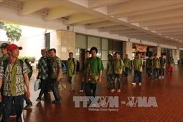 Indonesia hoàn tất thủ tục trao trả 690 ngư dân Việt Nam