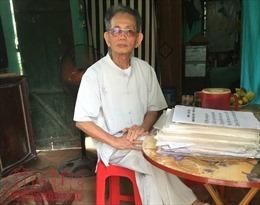 Hành trình gian nan của hai ông lão Bắc Ninh 'khui' hàng nghìn hồ sơ thương binh giả