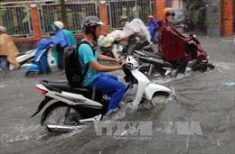 TP Hồ Chí Minh: Thông tin các điểm ngập nước qua điện thoại di động