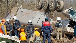 Vụ rơi máy bay Tổng thống Ba Lan bị khơi dậy, Nga bị tố là thủ phạm