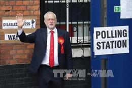 Bắt đầu bầu cử quốc hội Anh