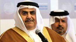 Bahrain đề nghị Qatar tránh xa Iran