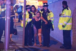 IS cảnh báo vụ đánh bom ở Manchester chỉ là 'bản nháp'