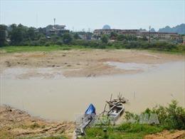 Cảnh báo sẽ khan nước sạch do nguy cơ mất nguồn sinh thủy