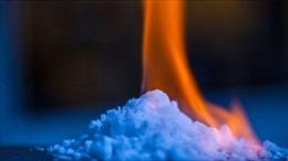 Trung Quốc khai thác hơn 200.000 m3 băng cháy ở Biển Đông