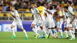Đánh bại U20 Venezuela, U20 Anh lần đầu đăng quang World Cup