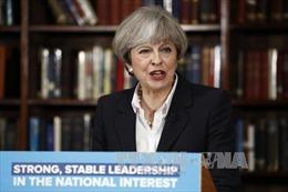 Anh và EU chưa ấn định được ngày đàm phán 'ly hôn'
