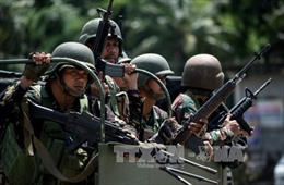 Philippines xác nhận phiến quân kiểm soát 20% thành phố Marawi