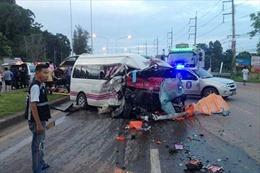 Tai nạn giao thông nghiêm trọng ở Thái Lan, 2 người Việt tử vong