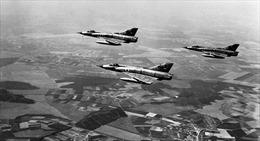 Chiến tranh Trung Đông năm 1967 nơi Liên Xô và NATO thử nghiệm vũ khí mới