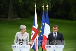 Anh, Pháp thảo luận về Brexit và chống khủng bố