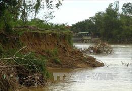 Khánh Hòa ưu tiên đầu tư các công trình chống ngập và sạt lở bờ sông