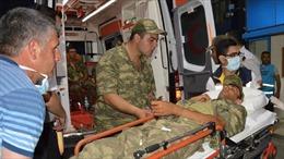 731 binh sĩ Thổ Nhĩ Kỳ bị ngộ độc thực phẩm