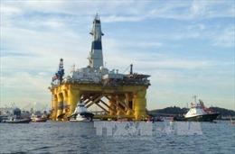 Mỹ tăng sản lượng khai thác, giá dầu đi xuống