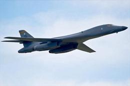 Máy bay ném bom chiến lược Mỹ sẽ tập trận sát Triều Tiên