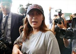 Tòa án Hàn Quốc không ra lệnh bắt giữ con gái bà Choi Soon-sil