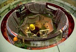 Tổ máy số 4 Thủy điện Trung Sơn hòa lưới điện quốc gia