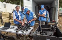 Colombia: FARC khởi động giai đoạn hoàn tất giao nộp vũ khí