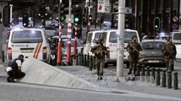 Bỉ công bố thông tin về vụ đánh bom nhà ga tàu điện ngầm