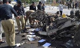 Đánh bom liên tiếp tại Pakistan, 85 người thương vong