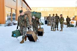 Nga cảnh báo Na Uy về sự hiện diện của lực lượng thủy quân lục chiến Mỹ