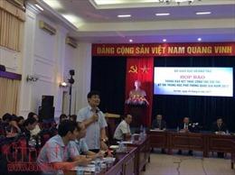 Bộ Giáo dục- Đào tạo khẳng định các mã đề thi công bằng,  Sở tổ chức thi là phù hợp