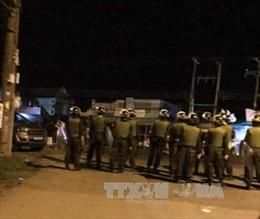 Bến Tre: 41/50 học viên cai nghiện ma túy trốn trại đã trở về