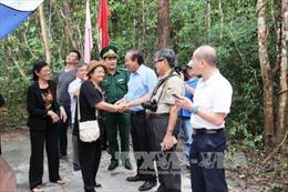 Phó Thủ tướng Thường trực Trương Hòa Bình dự Lễ đặt bia kỷ niệm Báo Giải Phóng