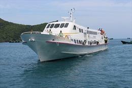 Sóc Trăng sớm đưa tuyến tàu cao tốc Côn Đảo - Trần Đề vào hoạt động