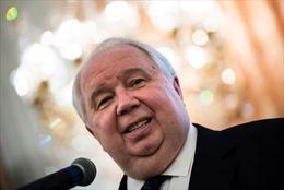 Tổng thống Vladimir Putin bất ngờ triệu Đại sứ Nga tại Mỹ Sergey Kislyak về nước?