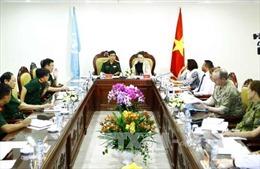 Việt Nam sẽ tiếp quản Bệnh viện dã chiến của Anh tại Nam Sudan