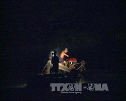 Kon Tum: Phát hiện điểm khai thác cát trái phép trên sông Đăk Pxi