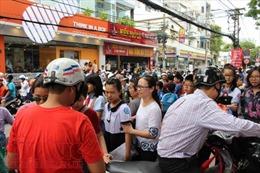 Hơn 3.800 thí sinh 'đua' vào lớp 6 trường TPHT chuyên Trần Đại Nghĩa