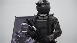Hé lộ mẫu áo giáp chiến đấu như trong phim Star Wars của quân đội Nga