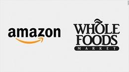 Thương vụ Amazon và Whole Foods 'châm ngòi' cuộc điều tra chống độc quyền?