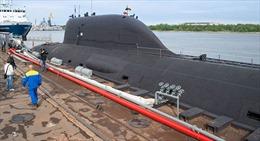 Nga sẽ chế tạo tàu ngầm mới
