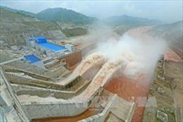 Các tỉnh Tuyên Quang, Phú Thọ, Vĩnh Phúc ứng phó với việc xả nước hồ chứa
