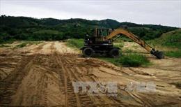 Phó Thủ tướng yêu cầu điều tra vụ cát tặc hoành hành trên sông Đăk Pxi