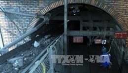 Quảng Ninh: Bục túi nước hầm lò than, một công nhân bị mắc kẹt