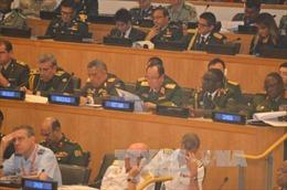 Việt Nam dự Hội nghị Tư lệnh lực lượng Quốc phòng về gìn giữ hòa bình LHQ