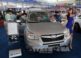Các hãng nỗ lực khuyến mãi, thị trường ô tô nhích nhẹ