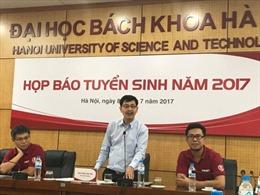 Năm học 2017- 2018, ĐH Bách khoa Hà Nội có nhiều đổi mới trong chương trình đào tạo
