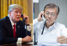 Mỹ, Hàn Quốc xem xét siết chặt trừng phạt Triều Tiên