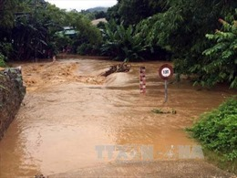 Thời tiết ngày mai (12/7): Cả nước có mưa, cảnh báo lũ quét tại vùng núi phía Bắc