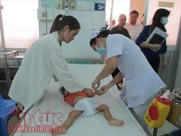 Biện pháp giúp trẻ thoát khỏi bệnh tay chân miệng khi dịch bệnh đang gia tăng
