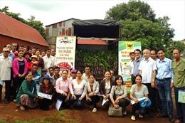 Viên gạch đầu tiên trên hành trình hỗ trợ người nông dân trồng cà phê Buôn Ma Thuột