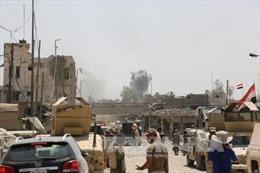 Giao tranh với phiến quân IS vẫn tiếp diễn tại Mosul