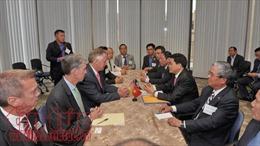Bang Virginia đánh giá cao tiềm năng hợp tác của các địa phương Việt Nam