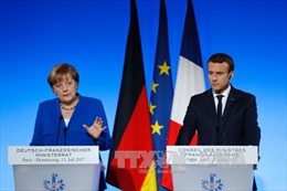Pháp, Đức nhất trí phát triển hệ chiến đấu cơ mới của châu Âu